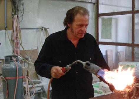 Galvaniseren Bronsgieterij Le Marez